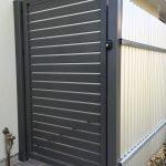 Aluminium Slat Fence 14