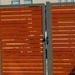 Aluminium Slat Fence 15
