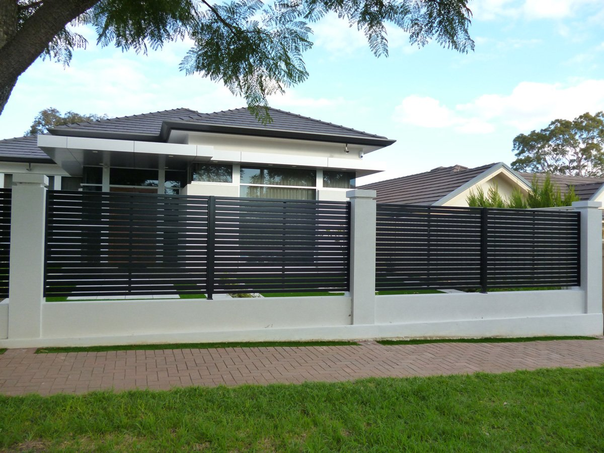 Slat Fences And Gates on Cheap House Design Philippines