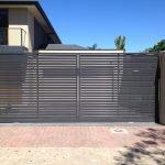 Aluminium Slat Fence 6
