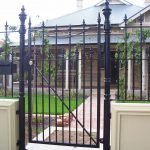 Double Row Spear Heritage Fence 1