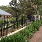 Double Row Spear Heritage Fence 5