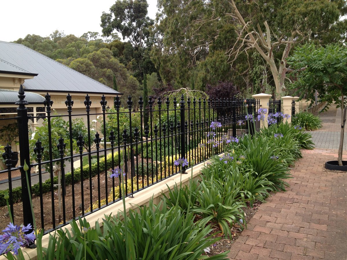 Heritage Fencing In Adelaide Wrought Iron Fences