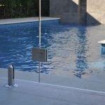 Frameless Glass Pool Fence