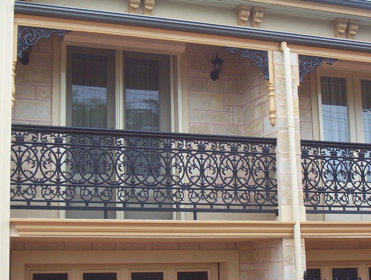 heritage balustrades adelaide balustrade fencing. Black Bedroom Furniture Sets. Home Design Ideas