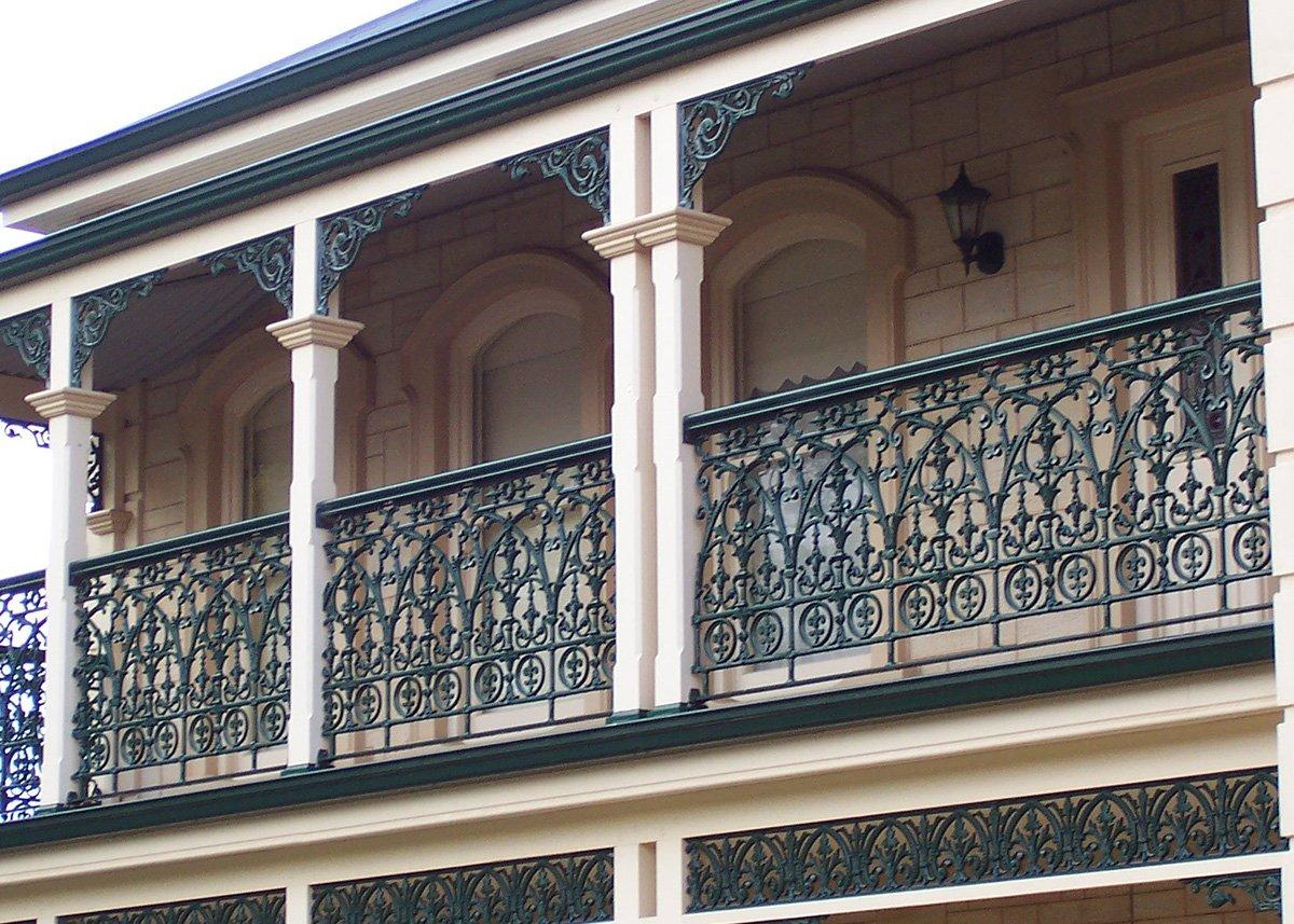 Heritage Balustrades Adelaide Balustrade Amp Fencing