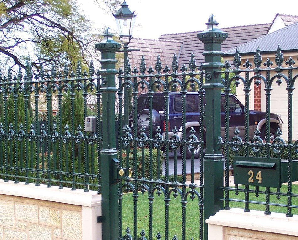 Heritage Fencing In Adelaide