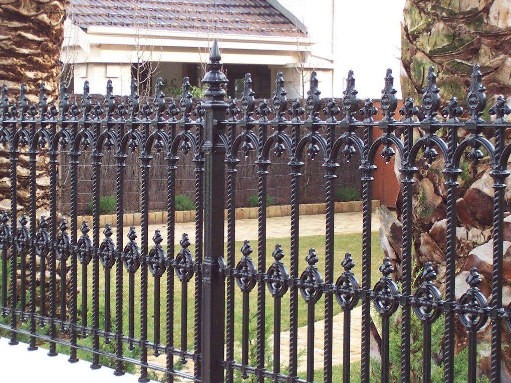Heritage Wrought Iron Fencing Halflifetrinfo
