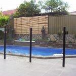 Semi Frameless Glass Pool Fence