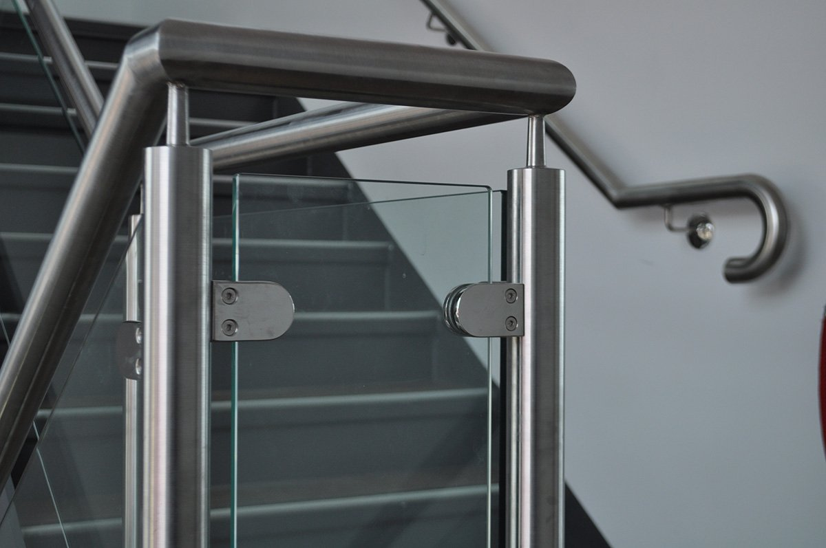Stainless Steel Balustrades And Handrails