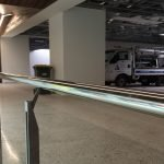 Stainless Steel Stanchion 1