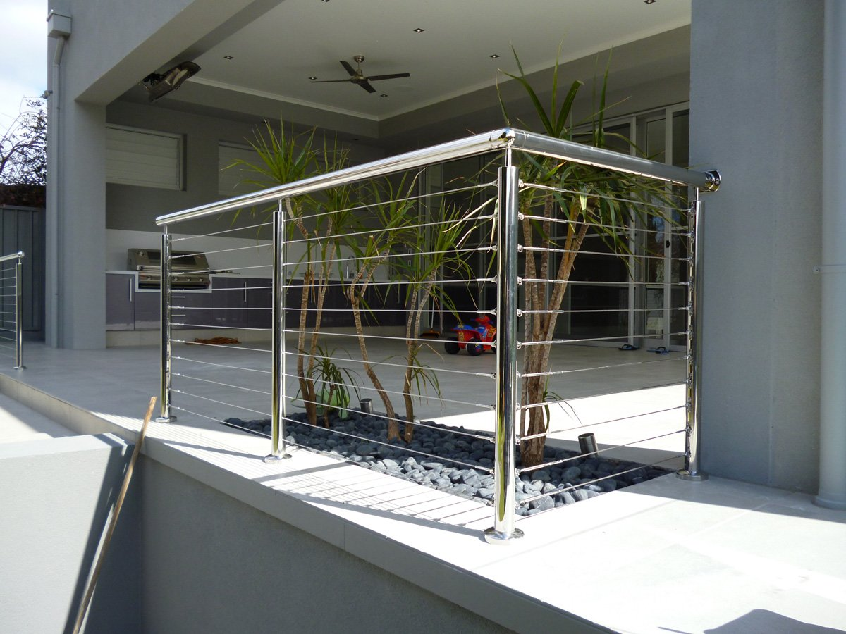 Stainless Steel Balustrades And Handrails Adelaide
