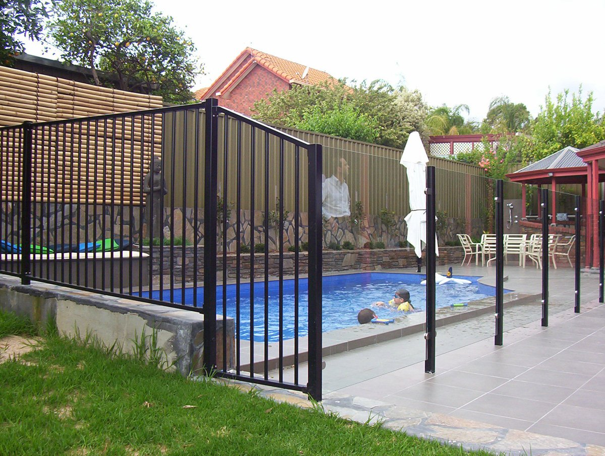 Tubular Pool Fences Adelaide Balustrade Fencing