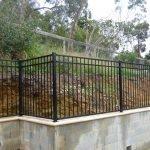Tubular Pool Fence
