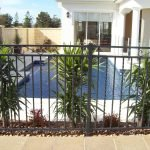 Tubular Pool Fence