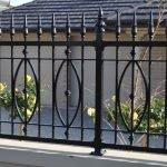 Modern Auldana Fence 1