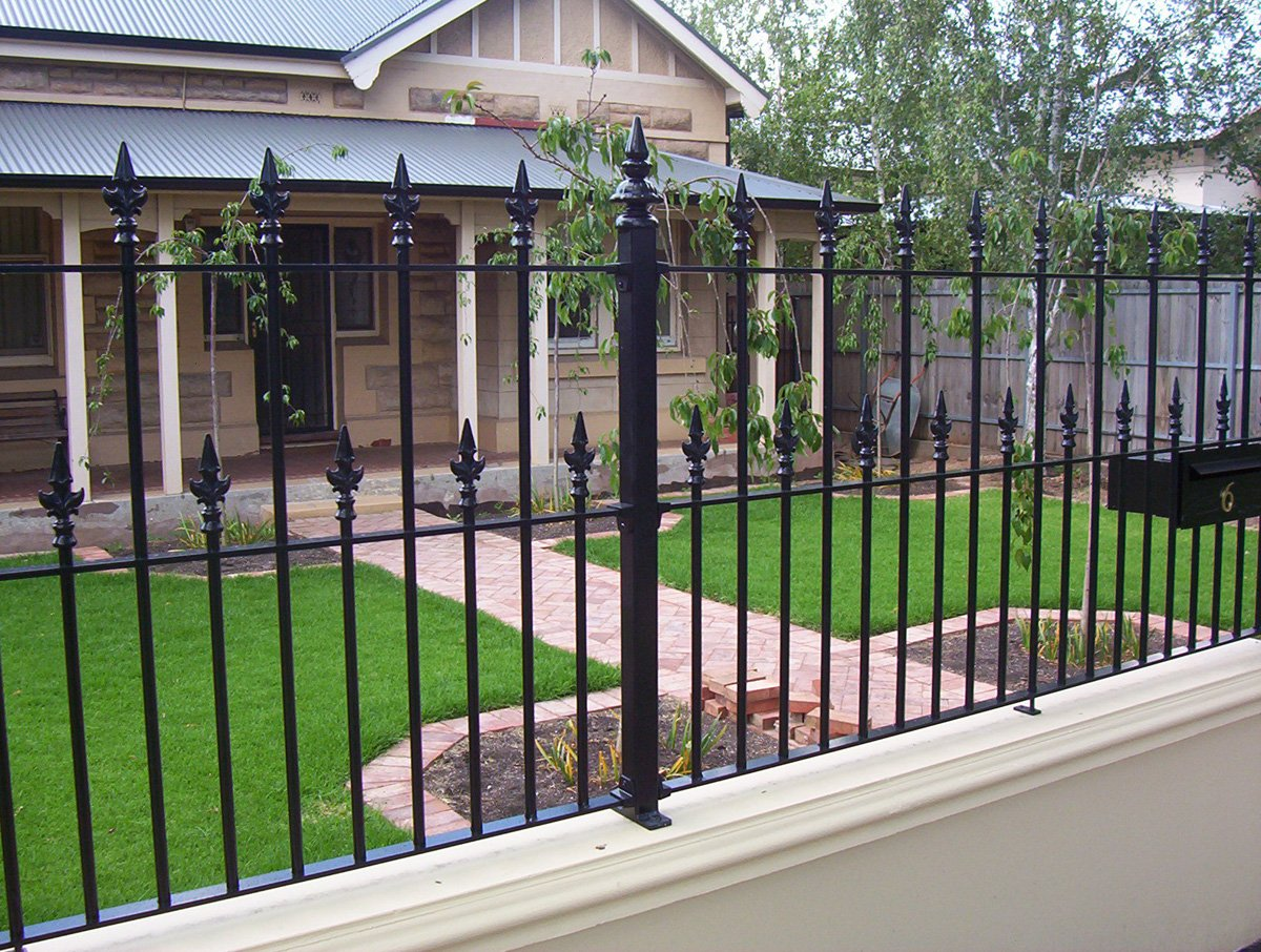 modern and traditional fencing in adelaide. Black Bedroom Furniture Sets. Home Design Ideas