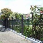 Modern Goyder Fence 1