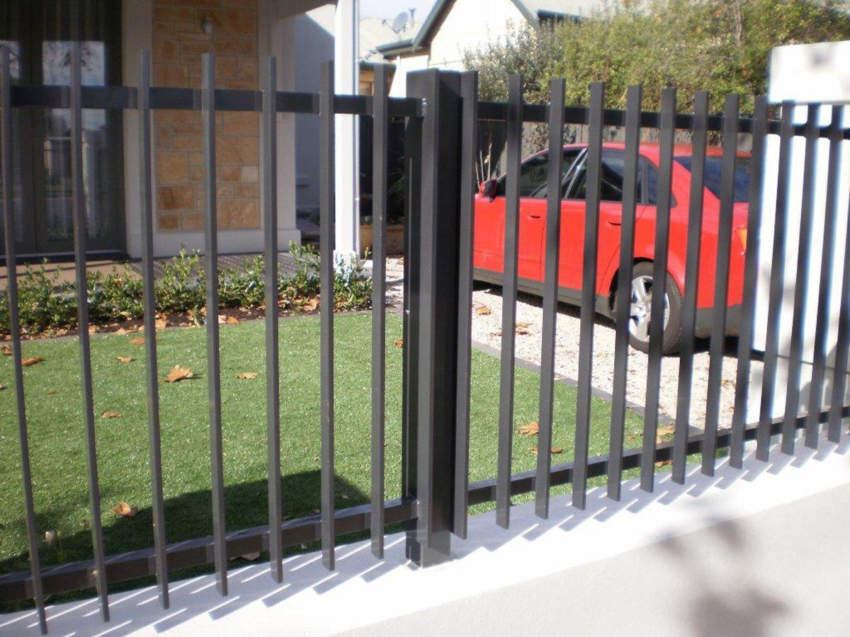 Modern grange fence 3