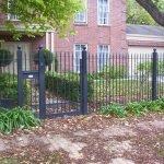 Modern Level Spear Fence 2