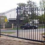 Modern Level Spear Fence 3