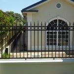 Modern Olympic Circle Fence 3