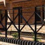 Modern Stavrides Fence 1