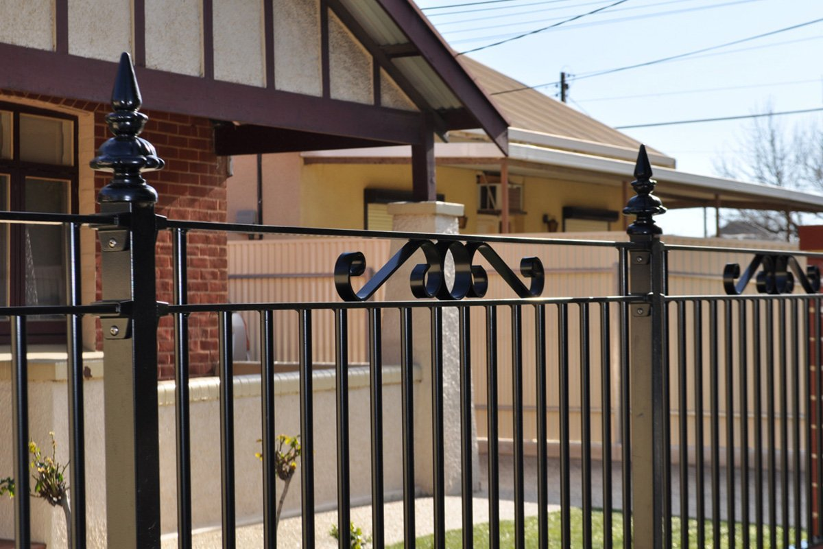 Front Fences and Gates